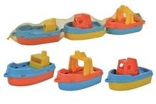 Simba Mini Boote, Länge ca. 15cm, 3 Stück im Netz