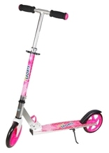 New Sports Scooter Pink Star, 205mm