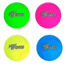 Fußball Neonfarben, Größe 5, 4-fach sortiert, unaufgeblasen