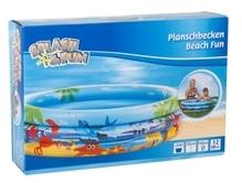 Splash & Fun Planschbecken Beach Fun, 140 cm