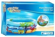 Splash & Fun Babyplanschbecken Beach Fun, Ø70cm