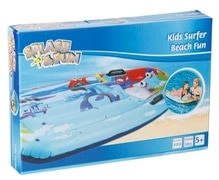 Splash & Fun Kindersurfer Beach Fun mit Sichtfenster