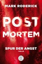 Post Mortem - Spur der Angst | Roderick, Mark