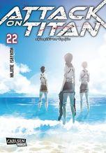 Attack on Titan. Bd.22 | Isayama, Hajime