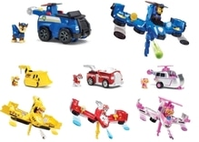 Spin Master Paw Patrol Flip & Fly Vehicles
