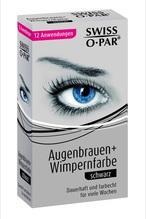 PROFILINE Set Augenbrauen + Wimpernfarbe, schwarz