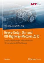 Heavy-Duty-, On- und Off-Highway-Motoren 2015