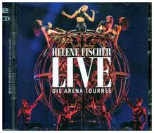 Helene Fischer Live - Die Arena-Tournee, 2 Audio-CDs   Fischer, Helene