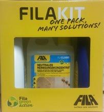 Fila Kit bestehend aus Fila Cleaner, Fila Bagno, Fila Brio