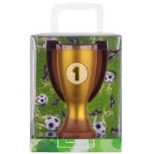 Weibler Geschenkpackung 'Pokal Fussball', 150g