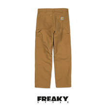 Carhartt Double Knee Pant Hamilton Brown (rinsed)