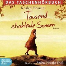 Tausend strahlende Sonnen, 8 Audio-CDs | Hosseini, Khaled