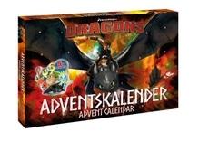 Drachen zähmen leicht gemacht / Dragons Adventskalender 2017