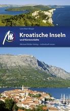Kroatische Inseln und Küstenstädte   Marr-Bieger, Lore