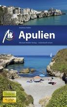 Apulien Reiseführer, m. 1 Karte   Haller, Andreas