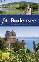 Bodensee Reiseführer, m. 1 Karte   Siebenhaar, Hans-Peter