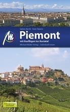 Piemont mit Ausflügen ins Aostatal Reiseführer   Becht, Sabine