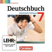 7. Schuljahr, Übungs-CD-ROM zum Arbeitsheft