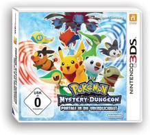 3DS Pokemon Mystery Dungeon Portale in die Unendlichkeit