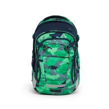 Schulrucksack satch match Green Camou