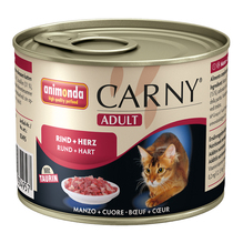 animonda Carny® Adult Rind + Herz