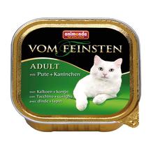 animonda Vom Feinsten Adult mit Pute + Kaninchen 100 g