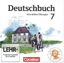 7. Schuljahr, Interaktive Übungen, CD-ROM