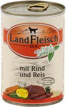 Landfleisch Pur Rind & Reis extra mager