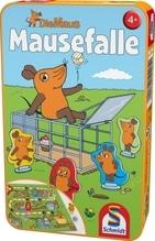 Schmidt Spiele Die Maus Mausefalle Bring-Mich-Mit-Spiel in der Metalldose