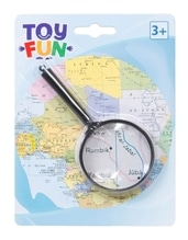 Toy Fun Vergrößerungsglas