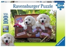 Ravensburger 105380  Puzzle Verschnaufpause 100 Teile