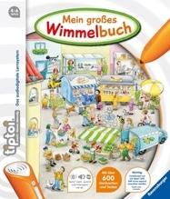 Ravensburger 5970  tiptoi® - Mein großes Wimmelbuch