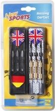 New Sports Dartset Brass, für elektronisches Dart, 16 g