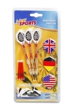 New Sports Safety Dart-Set, 16 g