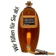 Laux 'Grappa di Nebbiolo Leggendario Riserva Speciale-Monovitigno' 42 % vol, in verschiedenen Flaschenformen und Mengen!