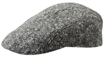 Stetson Madison Tweed Schirmmütze grau