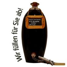 Laux 'Waldhimbeere Likör' mit Grappa verfeinert 20 % vol, in verschiedenen Flaschenformen und Mengen!