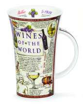 Becher - Glencoe - Wines of the World - 0,5l - Dunoon