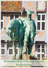 Postkarte WF Kleiner Zimmerhof