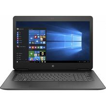 HP Power Pavilion 17-AB312NG / I5-7300HQ / 8GB / 128GB SSD / 1TB / GTX 1050Ti 4GB / 17.3 FHD Antiglare Flat / DVD-RW / Win10 / Black