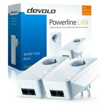DEVOLO 9297 DLAN 550 Duo+ Starter Kit