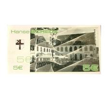 Geschenkgutschein 'HanseSCHECK' - 5 Euro