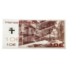 Geschenkgutschein 'HanseSCHECK' - 10 Euro