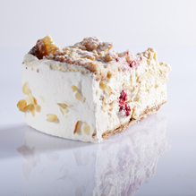 Flockensahne-Torte