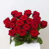 Einfach rote Rosen