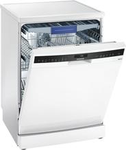 SN258W02ME IQ500Stand - weißspeedMatic Geschirrspüler...