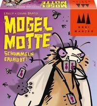 Schmidt Spiele DREI MAGIER SPIELE Mogel Motte