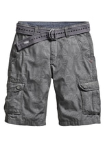 Loose Maguire Cargo Shorts incl. Belt