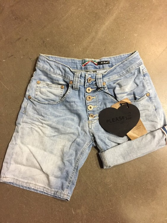 Jeans-Shorts von PLEASE