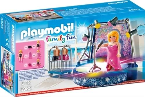 PLAYMOBIL 6983 Disco mit Liveshow